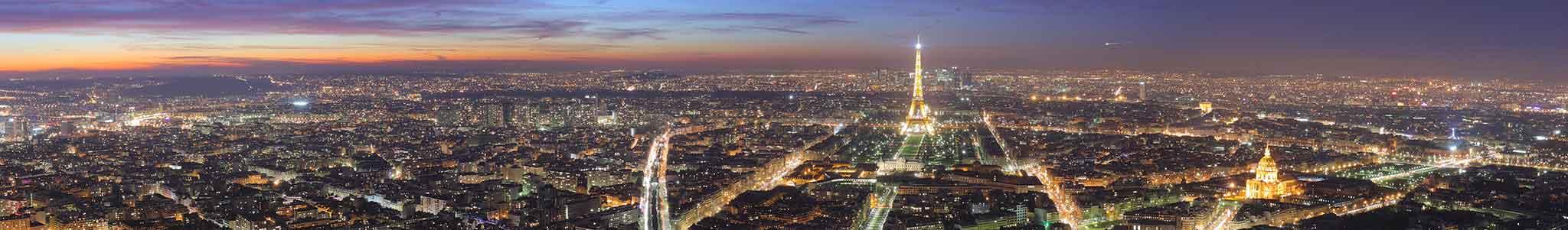 Metro v Paříži