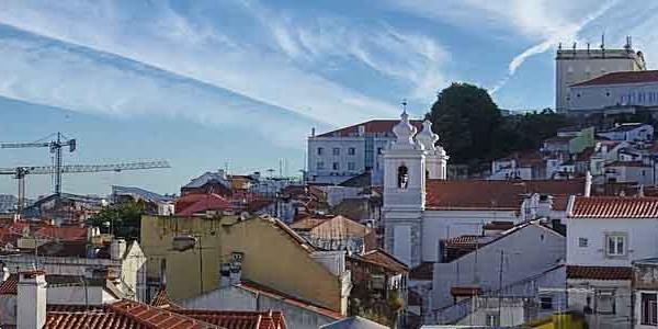 Metro v Lisabonu