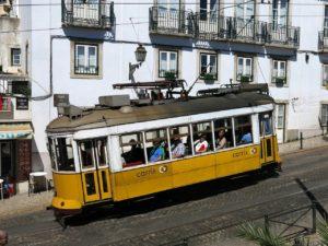 Metro Lisabon
