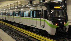 Metro Athény