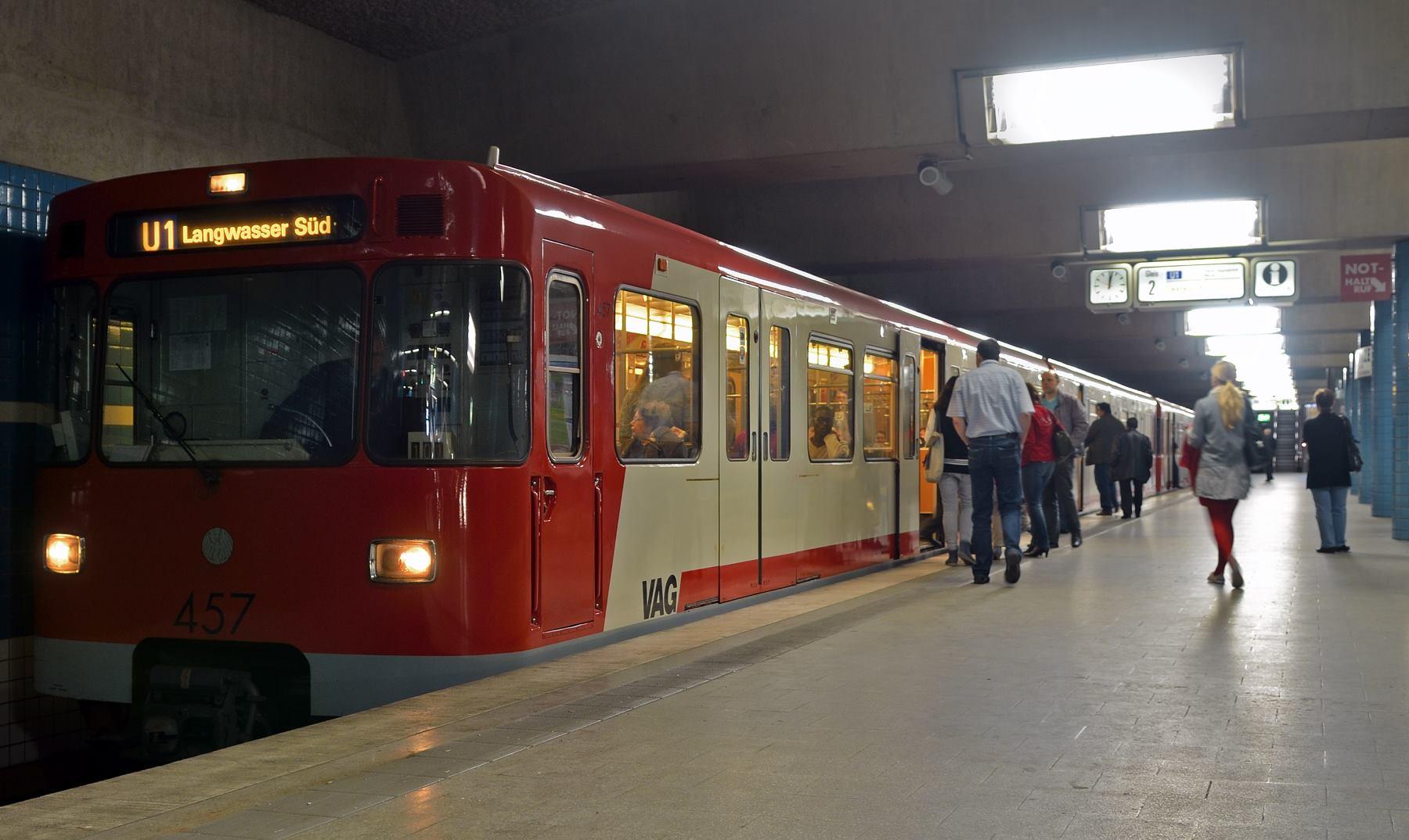 Metro Norimberk