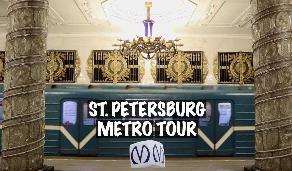 Metro Petrohrad v Rusku