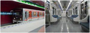 Metro Praha informace a historie