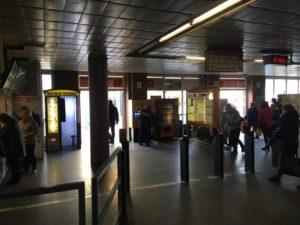 Kde se nachází fotoautomat ve stanici metra Zličín